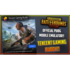 Tencent Gaming Buddy - PUBG mobile PC